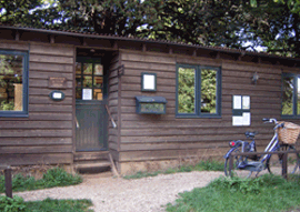 Exterior view of the Rupert Brooke Museum