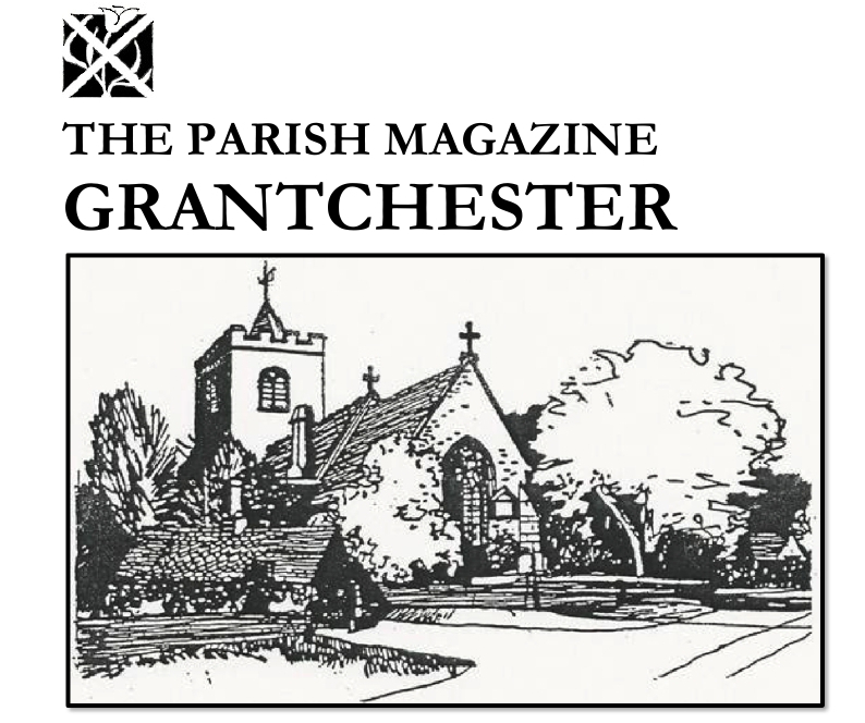 Parish magazine cover image