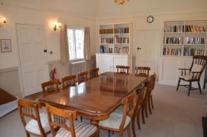 Reading Room interior