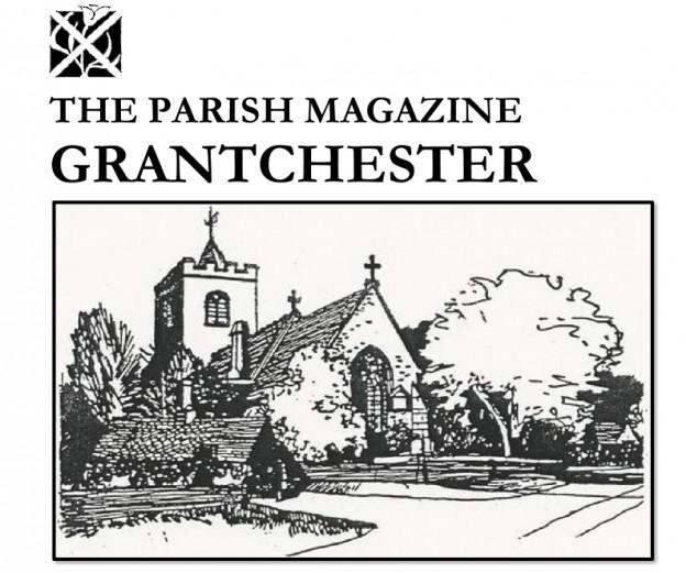 Parish magazine cover image